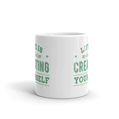 Creating Yourself Mug