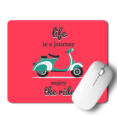 Life is a Journey Mouse Pad