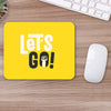 Buy Let's Go Motivational Mouse Pads Online