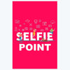 Selfie Point Humour Posters