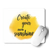 Create Your Own Sunshine Mouse Pad
