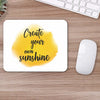 Buy Create Your Own Sunshine Motivational Mouse Pads Online