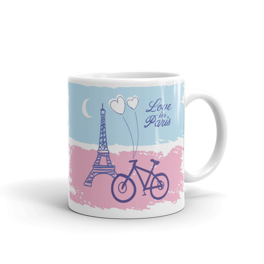 Love In Paris Mug
