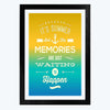 It's Summer Memories   Framed Poster