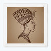 Egypt Wall Art Retro Glass Framed Posters & Artprints