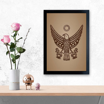 Eagle Wall Art   Framed Poster