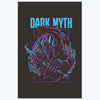 Dark Myth Pop Art Posters