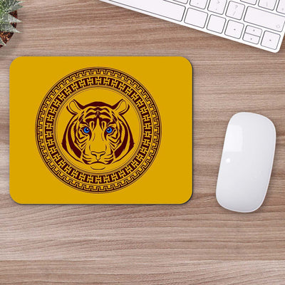 Buy Lion Face Abstract Mouse Pads Online