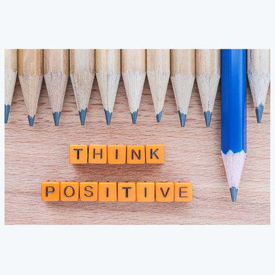 Think Positive Office Posters
