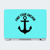 Find Your Anchor Motivational Laptop Skin Online