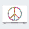 Peace Sign Laptop Skin Online