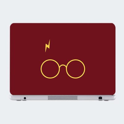 Harry Potter Abstract Laptop Skin Online