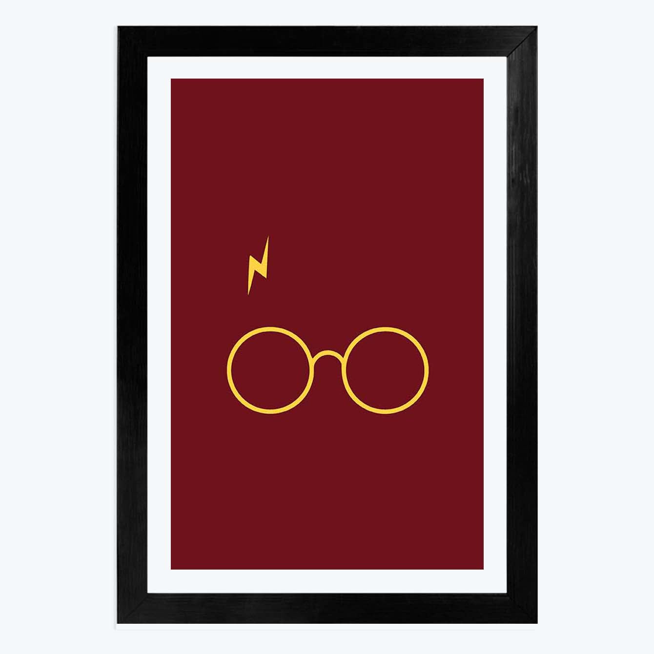 Harry Potter   Framed Poster