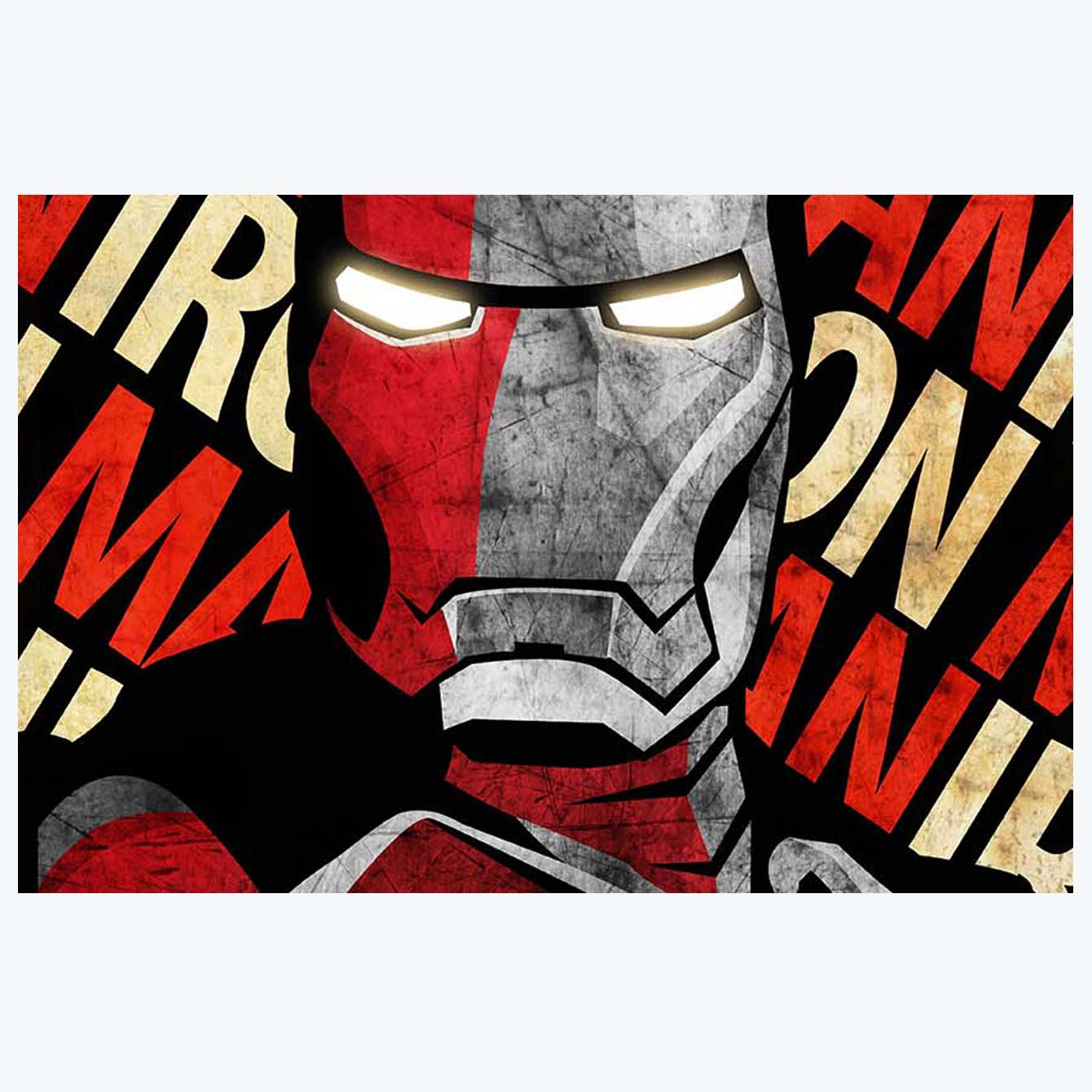 Iron Man Super Heros Posters