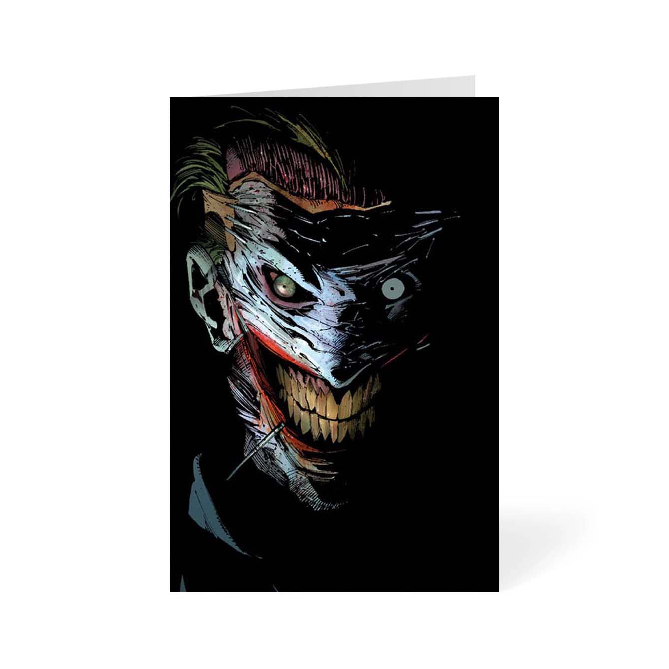 Joker Movies Greeting Card Online