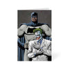 Batman Vs Joker Movies Greeting Card Online