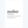 Mother Meaning Motivational Posters