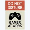 Do Not Disturb Sports Posters