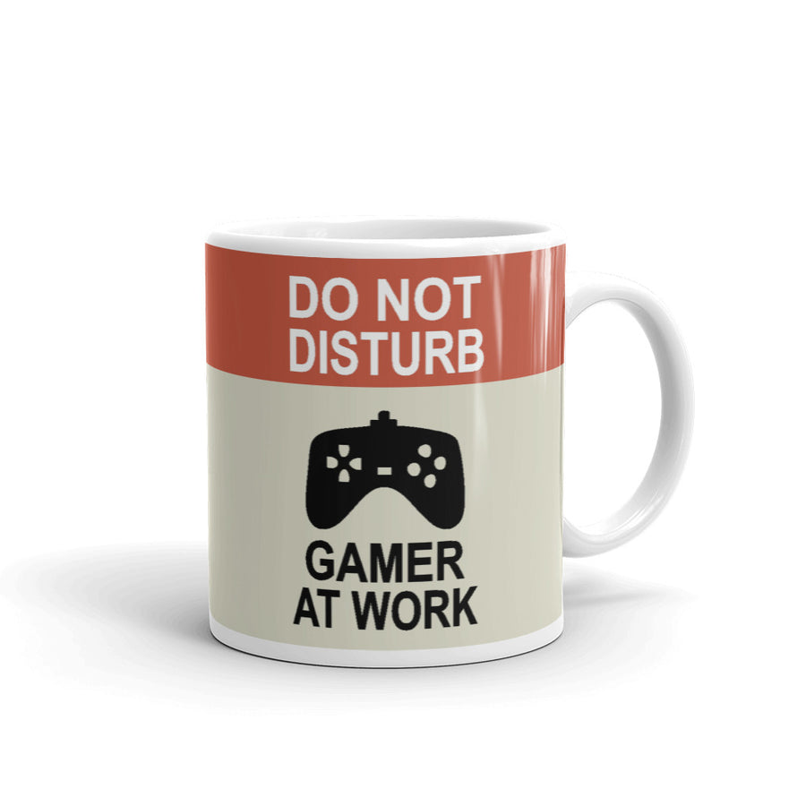Do Not Disturb Mug