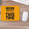 Buy Never Give Up Motivational Mouse Pads Online