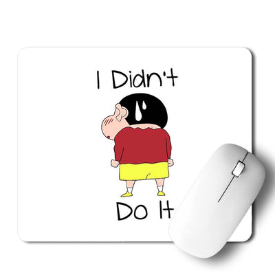 I Didn't Do It Mouse Pad