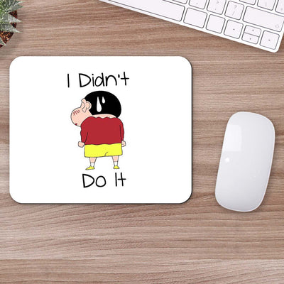 Buy I Didn't Do It Cartoon Mouse Pads Online