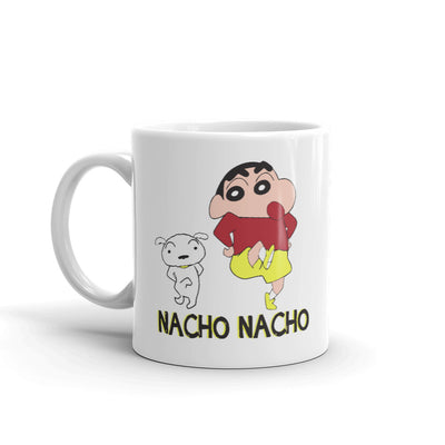 Nacho Nacho Cartoon Coffee Mug