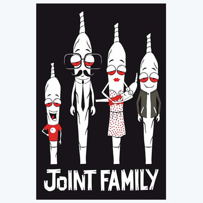 Joint Family Alcohol Posters