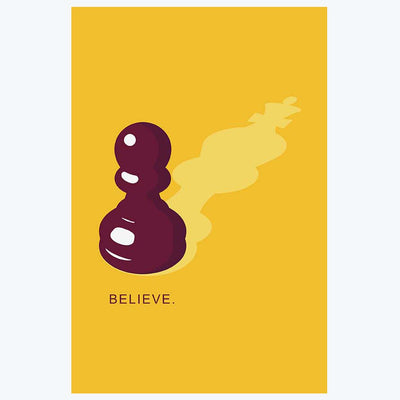 Believe Motivational Posters