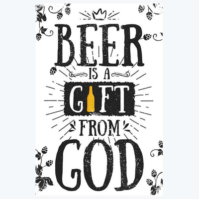 Beer Gift Alcohol Posters