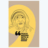 Mother tereja Motivational Posters