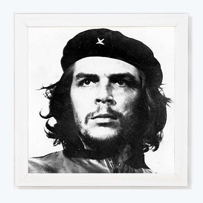Che Guevara Motivational Glass Framed Posters & Artprints