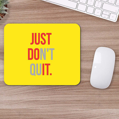 Buy Just Do It Motivational Mouse Pads Online