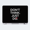 Just Do Motivational Laptop Skin Online