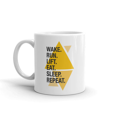 Wake up Motivational Coffee Mug
