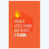 Little spark Motivational Posters