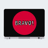 Bravo Motivational Laptop Skin Online