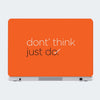 Don't think just do Motivational Laptop Skin Online