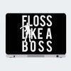 Floss Like a Boss Motivational Laptop Skin Online