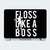 Floss Like a Boss Laptop Skin