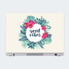 Good Vibes Motivational Laptop Skin Online