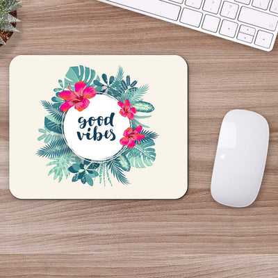 Buy Good Vibes Motivational Mouse Pads Online