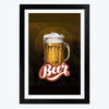 Beer Framed Poster