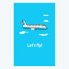 Lets fly Humour Posters