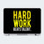 Hard Work Laptop Skin