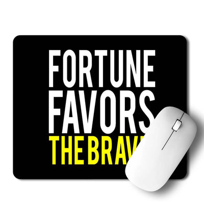 The Brave Mouse Pad