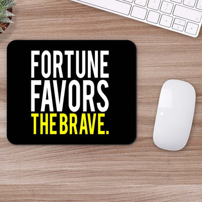 Buy The Brave Motivational Mouse Pads Online