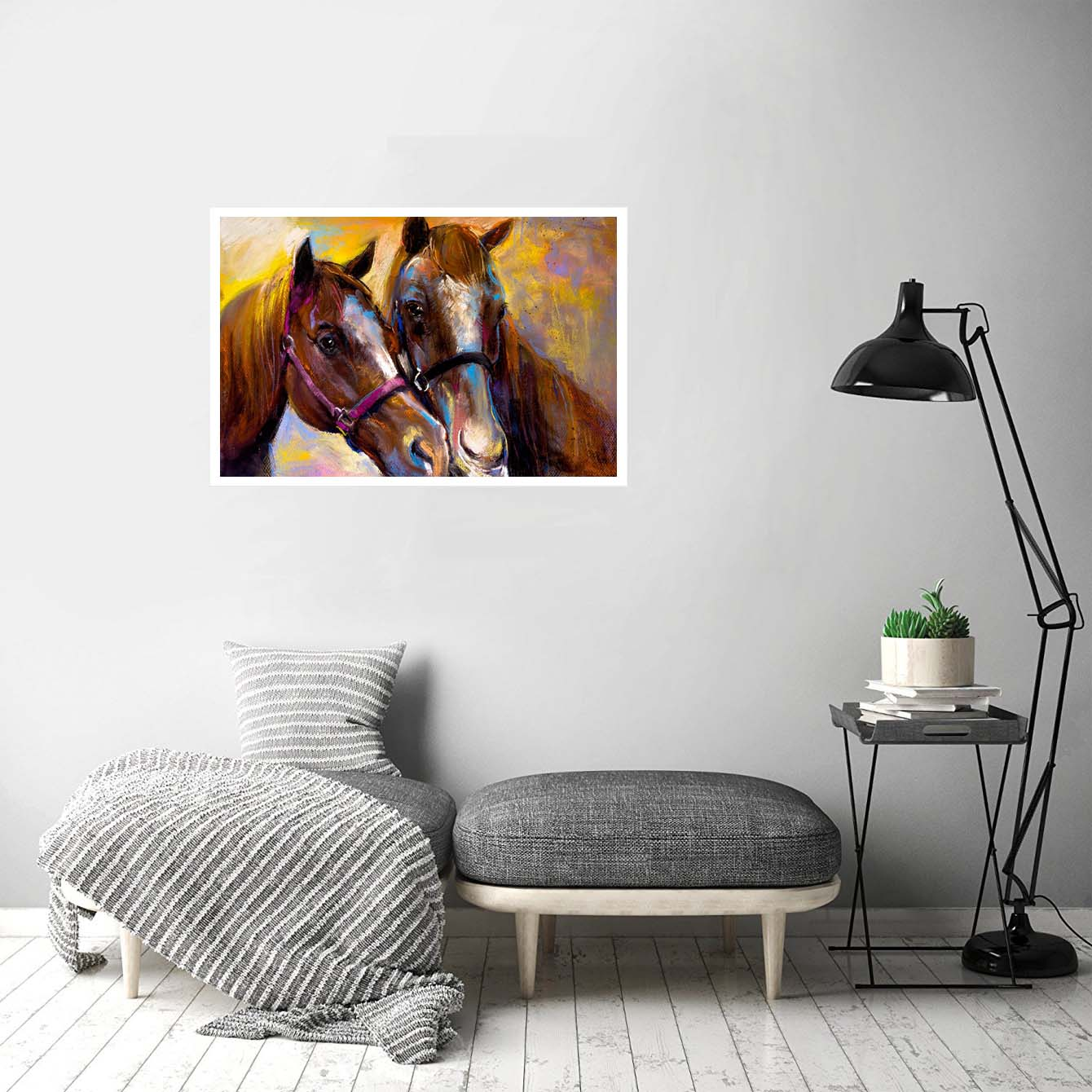 Horse Animal Posters