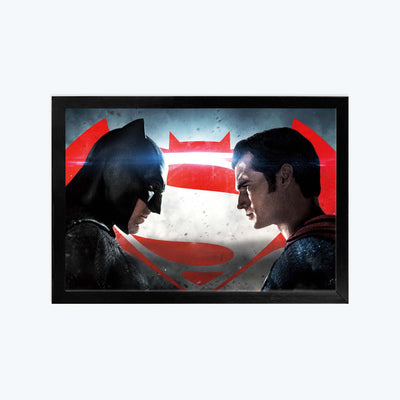 Dawn of Justice Framed Poster