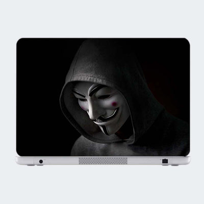 Anonymous Humour Laptop Skin Online
